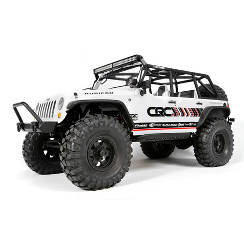 [엑시얼] Axial SCX10 Jeep® Wrangler Unlimited C/R Edition 1/10th Scale RTR