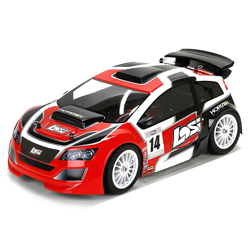 [팀로시] Team Losi 1/14 Mini Rally 4WD Brushless RTR