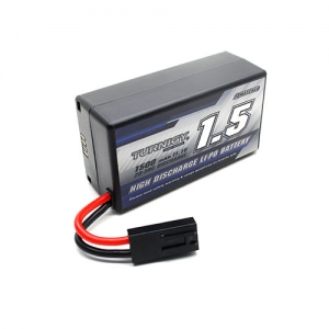 [터니지] Turnigy AR Drone Upgrade Hardcase Battery 1500mAh 3S 25C