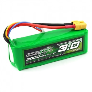 [터니지/멀티스타] MultiStar High Capacity 3S 3000mAh Multi-Rotor Lipo Pack