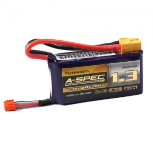 [터니지] Turnigy nano-tech A-SPEC G2 1300mah 3S 60~90C Lipo Pack