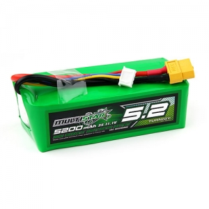 [터니지/멀티스타] MultiStar High Capacity 3S 5200mAh Multi-Rotor Lipo Pack