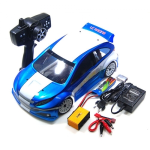 [엘씨레이싱] LC RACING 1/14 Mini Brushless Offroad WRC Rally RTR