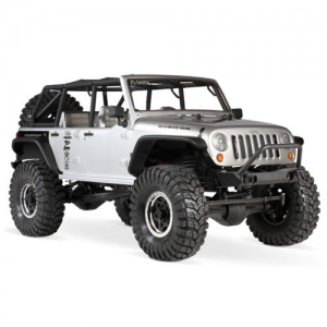 [대여제품/엑시얼] SCX10™ 2012 Jeep® Wrangler Unlimited Rubicon 1/10th Scale Electric RTR