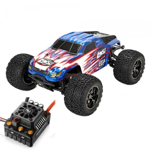[팀로시] TEAM LOSI (하비윙 EZRun MAX8 150A 변속기버전) LST XXL-2 Electric 1/8-Scale 4WD Brushless Monster Truck