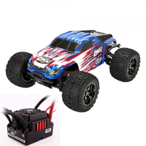 [팀로시] TEAM LOSI (하비윙 QuickRun 150A 변속기버전)LST XXL-2 Electric 1/8-Scale 4WD Brushless Monster Truck