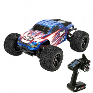 [팀로시] TEAM LOSI LST XXL-2 Electric 1/8-Scale 4WD Brushless Monster Truck (DX4S 조종기 포함)