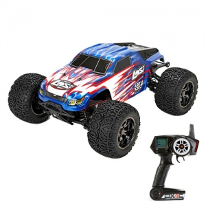 [팀로시] TEAM LOSI LST XXL-2 Electric 1/8-Scale 4WD Brushless Monster Truck (DX4C 조종기 포함)