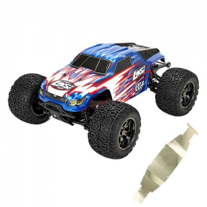 [팀로시] TEAM LOSI LST XXL-2 Electric 1/8-Scale 4WD Brushless Monster Truck (메탈스키드 추가)
