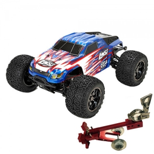 [팀로시] TEAM LOSI LST XXL-2 Electric 1/8-Scale 4WD Brushless Monster Truck (윌리바+웨건링크 세트 포함)