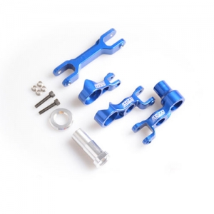 (엑스맥스 필수옵션) Metal Steering Assembly for Traxxas X-MAXX 1/5