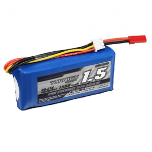 [터니지] Turnigy 1500mAh 2S 25C~35C Lipoly Battery