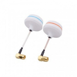 SMA 5.8GHz Circular Antenna Set(Tx/Rx)-Elbow(LHCP)