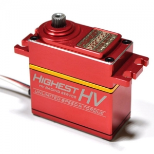 [하이스트] HIGHEST DS2000 Top Racing HV Servo