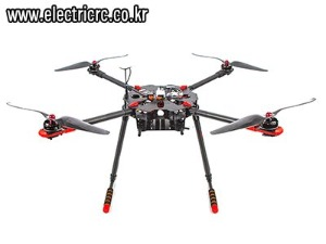 [TR] X4 Folding QuadCopter Basic Combo(960mm/P5010/20in)