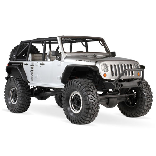 [엑시얼] SCX10™ 2012 Jeep® Wrangler Unlimited Rubicon 1/10th Scale Electric RTR